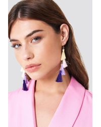 NA-KD - Tassels Earrings - Lyst
