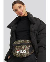 Fila Light Weight Waist Bag Göteborg - Zwart