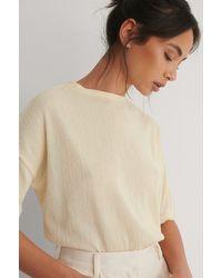 Mango Tee-Shirt - Neutre