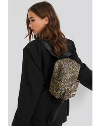 Fila Mini Strap Backpack Varberg Multicolor - Black