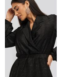 NA-KD - Sparkling Blazer Dress - Lyst