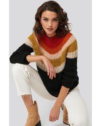 Mango Funkyr Sweater - Zwart