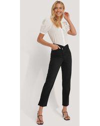 NA-KD Jeans - Zwart
