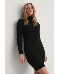 Trendyol Mini-jurk - Zwart