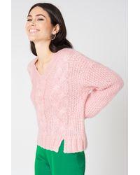 Baum und Pferdgarten - Coralie Sweater Blossom Pink - Lyst