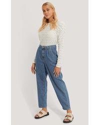 Mango Blue Regina Jeans