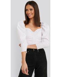 Trendyol Bluse - Weiß