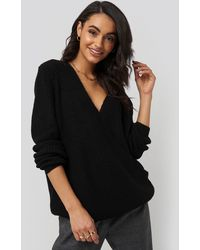 Trendyol - Double Breasted Knitted Sweater - Lyst