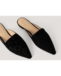 NA-KD Sandalen - Zwart