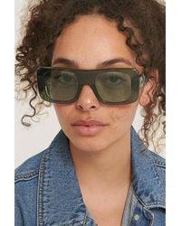 Mango Green Natalie Sunglasses