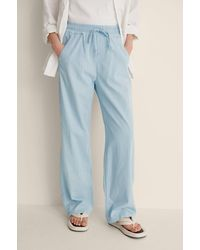 Trendyol Blue Casual Stretch Jeans