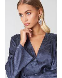 NA-KD - Multi Globe Drop Earrings - Lyst