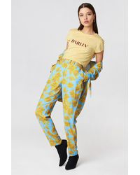 NA-KD - Shiny Suit Pants - Lyst