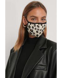 NA-KD Lot De 3 Masques Faciaux - Noir