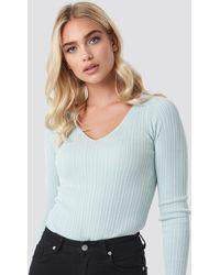 Mango Balletti Sweater - Blauw
