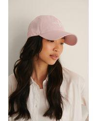 Calvin Klein Monogram Cap - Roze