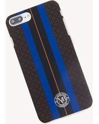 By Malene Birger Pamsy Iphone 7/8 Plus Case - Blue