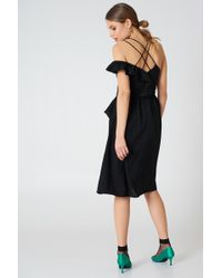 Aéryne - Mila Dress Black - Lyst