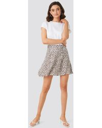 NA-KD - Flowing Skirt - Lyst