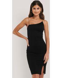 NA-KD Mini-jurk - Zwart