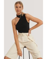 NA-KD - Cut-out Top - Lyst