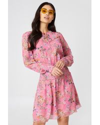 Storm&Marie - Renee Dress All Over Print - Lyst
