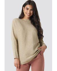 Mango Vanessa Sweater - Bruin