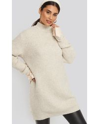 Mango Gofrado Sweater - Naturel