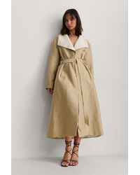 NA-KD - Trend Trenchcoat - Lyst