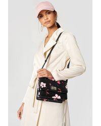 Just Female - Empire Bag Roses Aop - Lyst