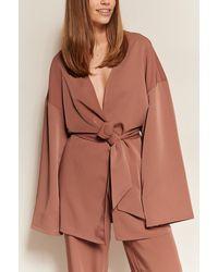 NA-KD Kimono - Roze
