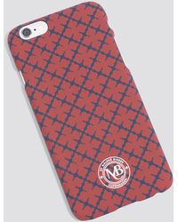 By Malene Birger - Pamsy Iphone 6 Case Bright Red - Lyst