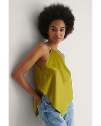 NA-KD - Trend Recycelt Unterhemd - Lyst