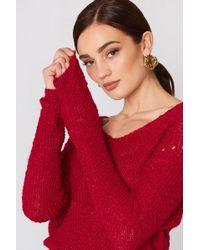 Mango - V-neckline Sweater - Lyst