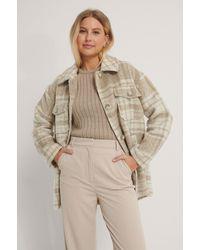 NA-KD - Trend Jacke Mit Brusttasche - Lyst
