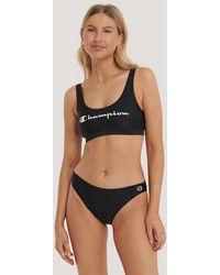 Champion Bikini Bottom - Zwart