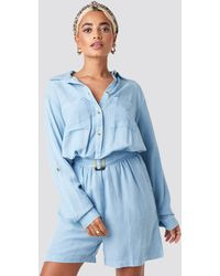Sisters Point Beta Playsuit - Blauw