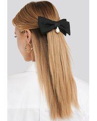 Mango Dany Hairclip - Zwart