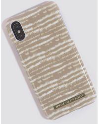 NA-KD Iphone X/xs Case Beige - Natural