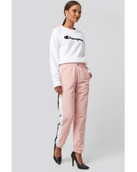 Champion Elastic Cuff Pants - Rose