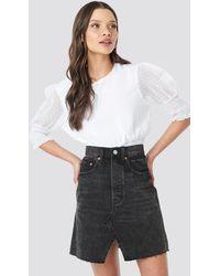 Cheap Monday Shrunken Skirt - Zwart