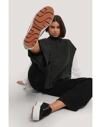 Superga Chunky Sneaker - Zwart