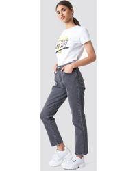 Levi's - 501 Crop Jeans Dancing In The Dark - Lyst