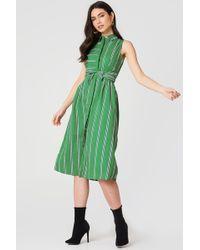 Mango - Tuti Dress - Lyst