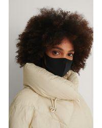 NA-KD Accessories 3-pack Basic Scuba Masks - Zwart