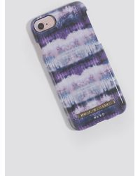 NA-KD Ideal Of Sweden x iPhone 8/7/6/6s Case - Lila