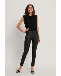 Mango Jeans - Zwart