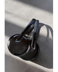 NA-KD Black Doubled Cylinder Bag