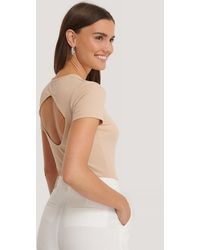 NA-KD - Trend Cut-Out-Ripptop - Lyst