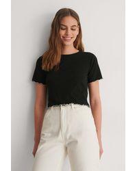 Trendyol - Geribd T-shirt - Lyst
